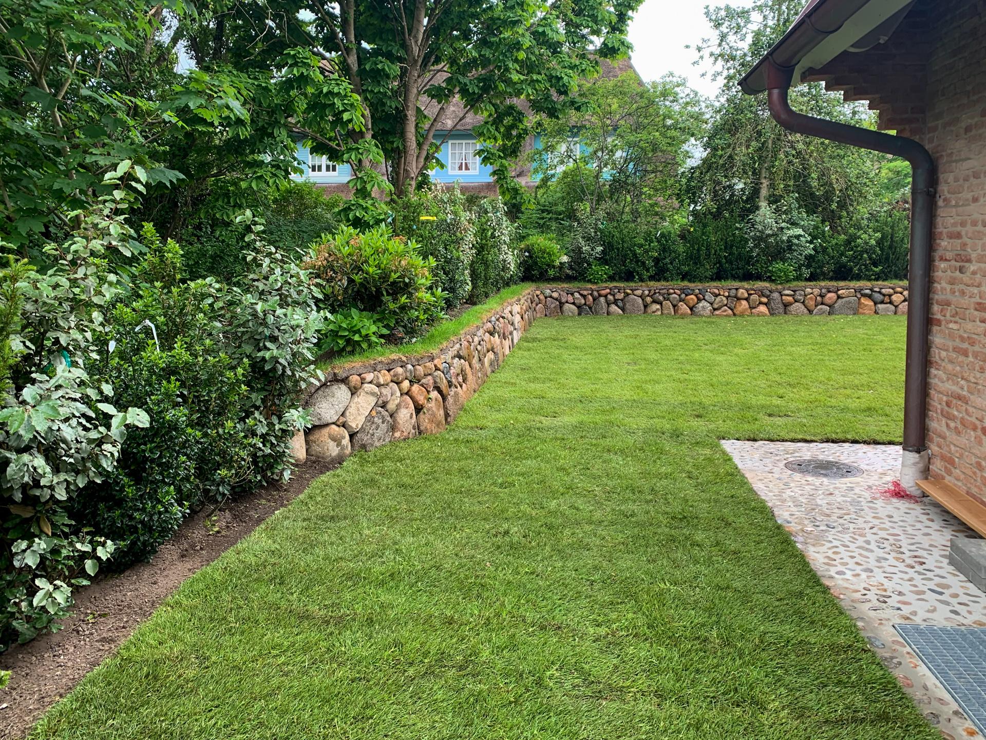 Gartenpflege auf Sylt